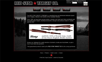 Red Star Target